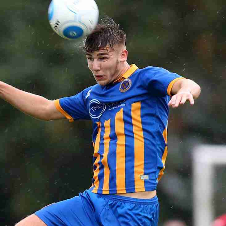 Bucks Take Young Shrews Striker On Loan