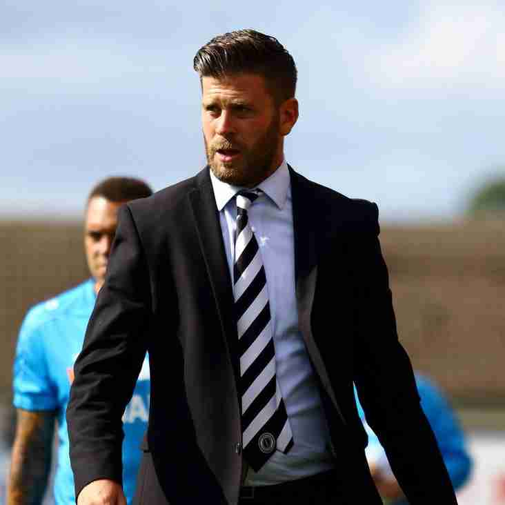 Boreham Wood Extend Boss Garrard's Stay At Meadow Park