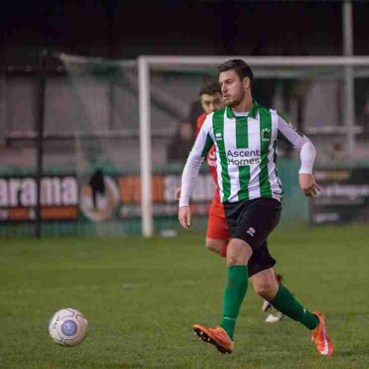 Spennymoor Pick Up Striker From League Rivals
