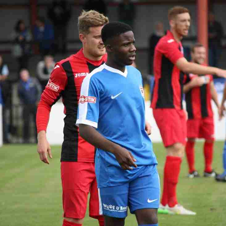 Curzon Ashton Bring In Flying Hillmen Winger