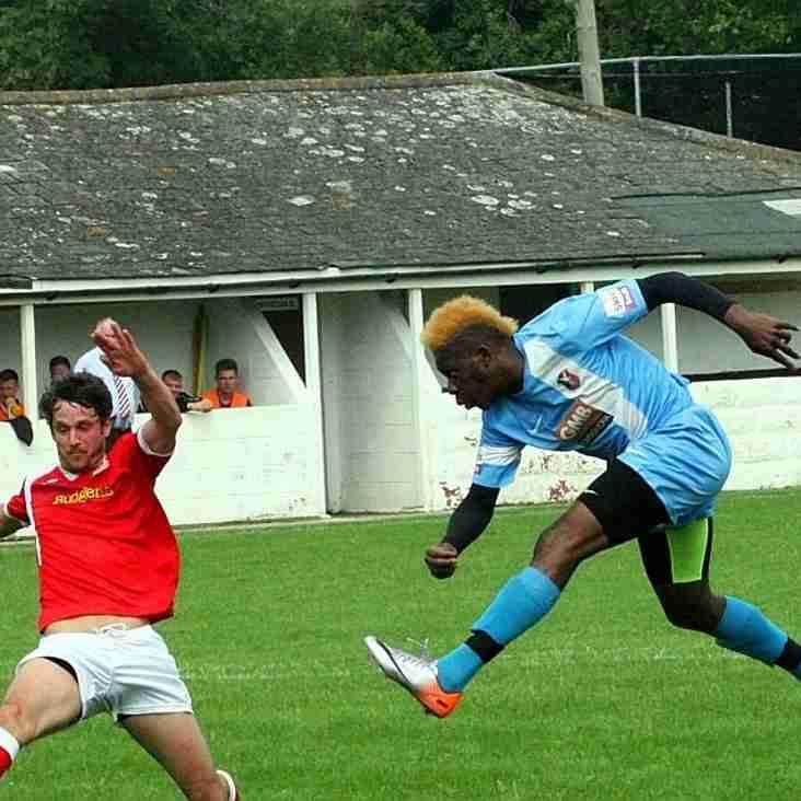 Fondop-Talom Joins Shaymen On Loan From League Rivals