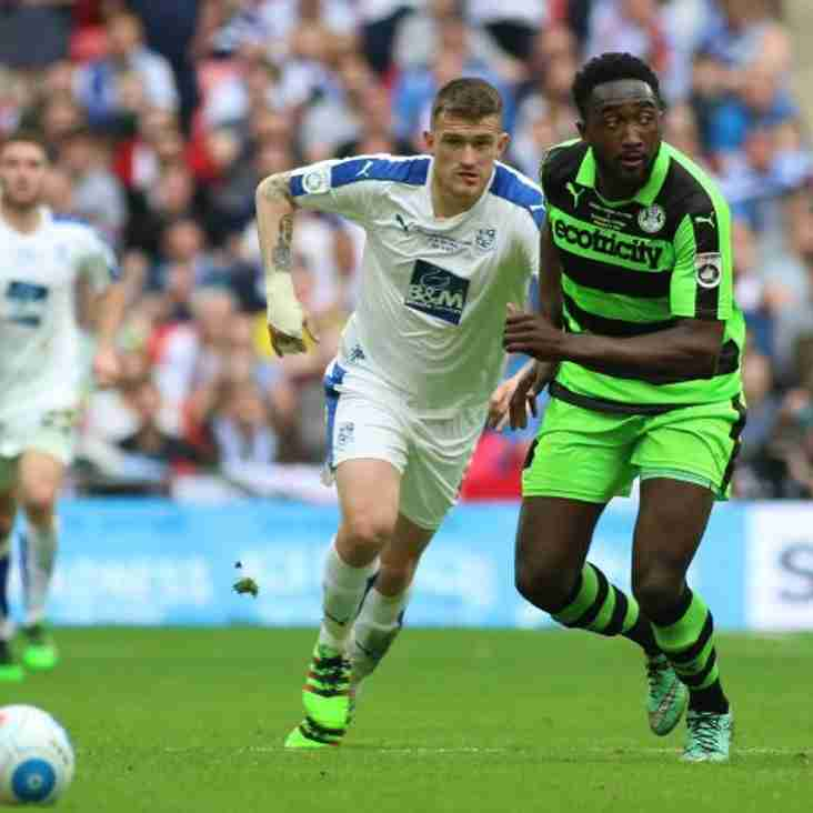 Tranmere Take Forest Green Defender On Loan