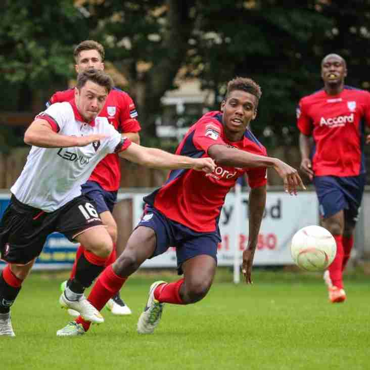 New Forward Checks In at Braintree