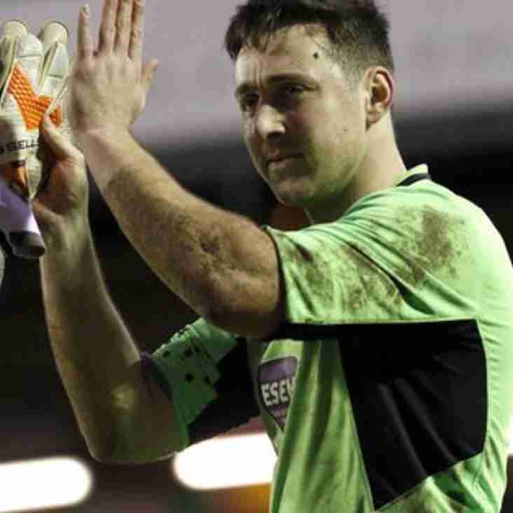 Stockport Reward Keeper For Consistent Performances