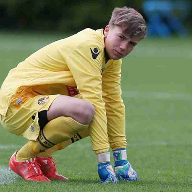 Son Of Legendary Bolton Keeper Loaned To Chester