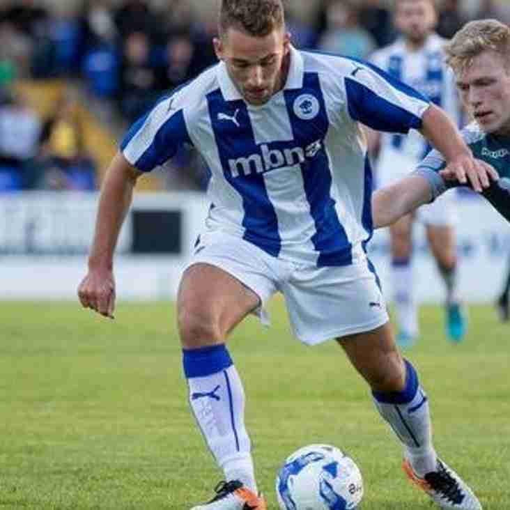 Midfielder Joyce Departs Chester By Mutual Consent
