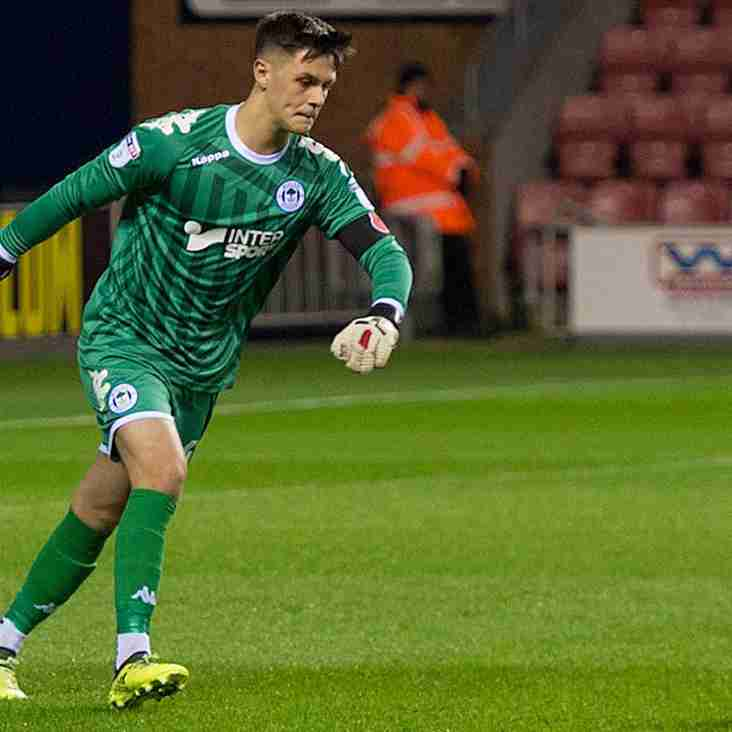 Coasters Take Young Latics Keeper For The Rest Of The Season