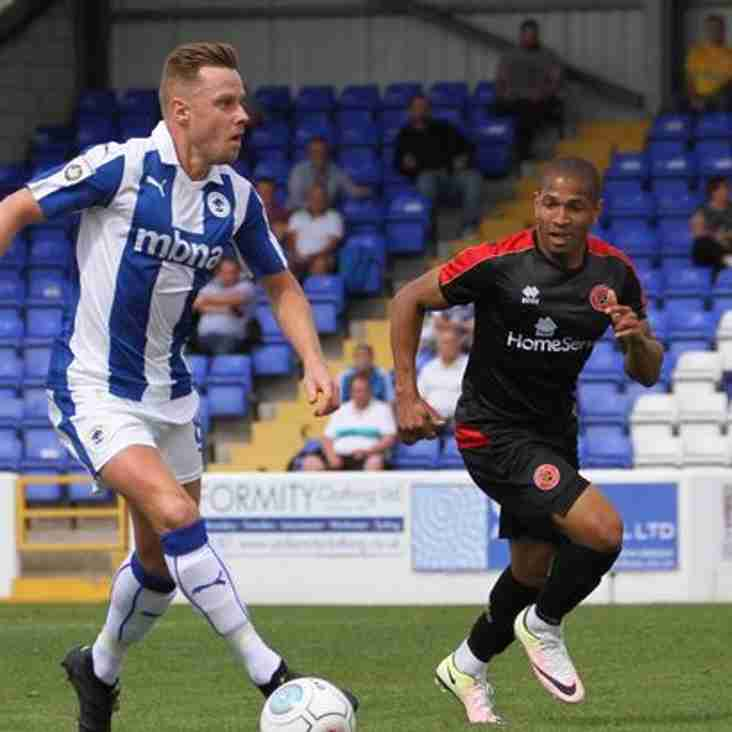 Former Favourite Turnbull Returns To Edgeley Park