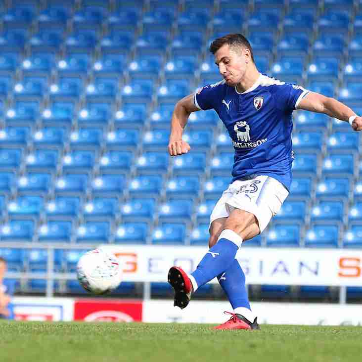 Coasters Bring In Another On Loan From Latics