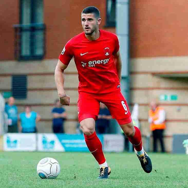 Saints Bring In Former QPR & Leyton Orient Defender