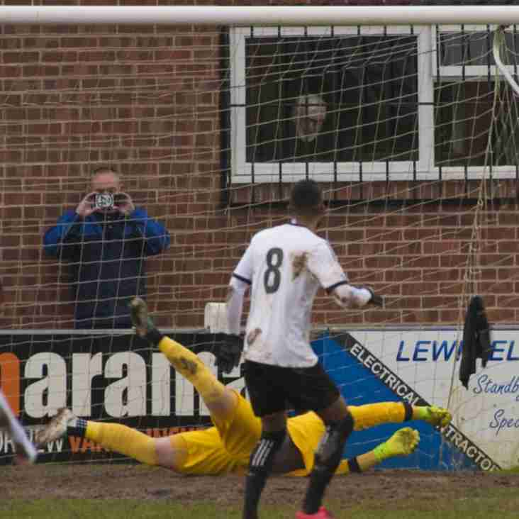 Soares Hat-Trick Helps Ease Hungerford`s Relegation Fears