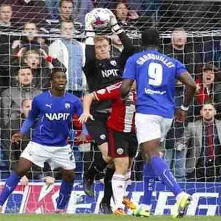 Gainsborough Trinity Bring In Goalkeeper Cover