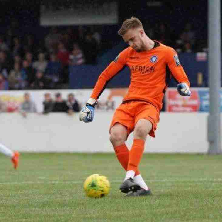 Hawks Sign Highly-Rated Trawlerboys Goalkeeper