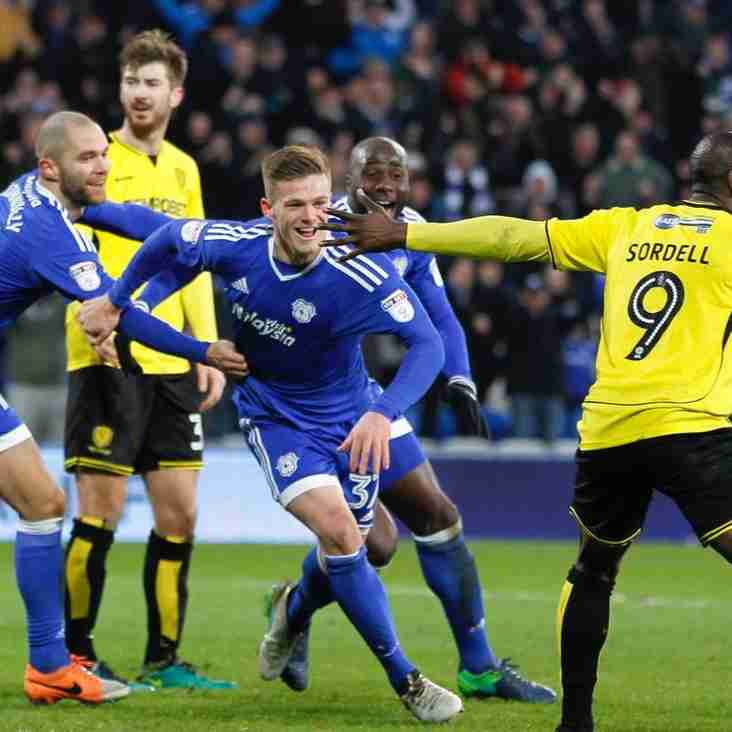 Torquay Take Cardiff City Striker On Loan For Remainder Of The Season