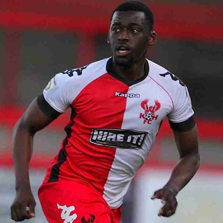 Taylor Pens New Deal To Stay With Kidderminster Harriers
