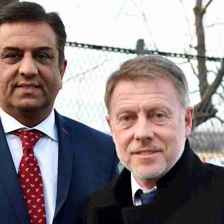Raj Singh Completes Hartlepool United Takeover