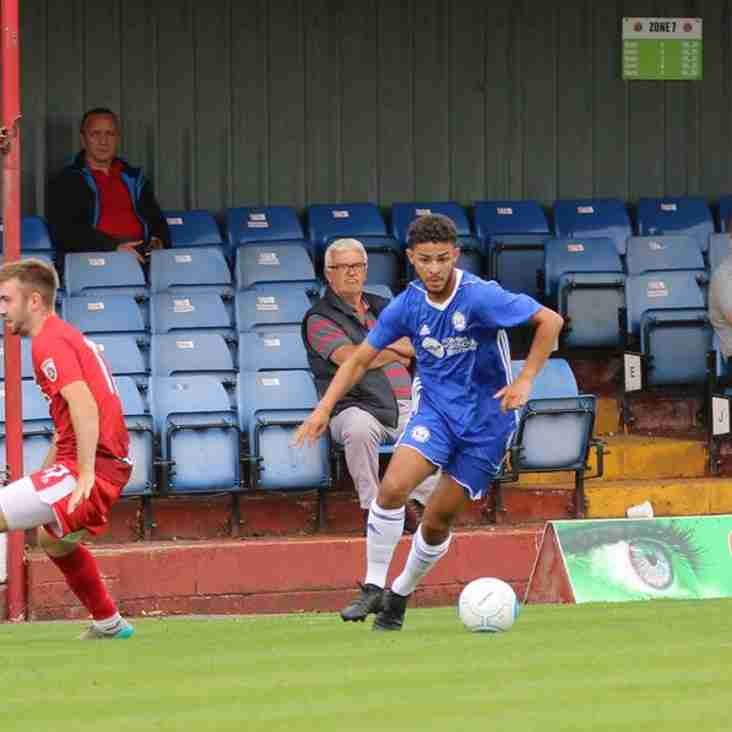 FC Halifax Release Young Defender & Winger
