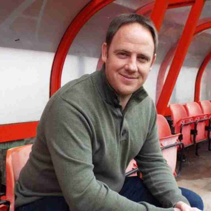 Ricketts Makes First New `Signing` As Wrexham Boss