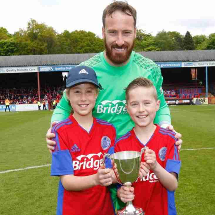 Cole & Kinsella Sign New Contracts With Aldershot