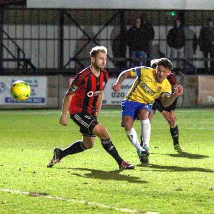 Winger Worsfold Returns To Maidenhead From Neighbouring Swans