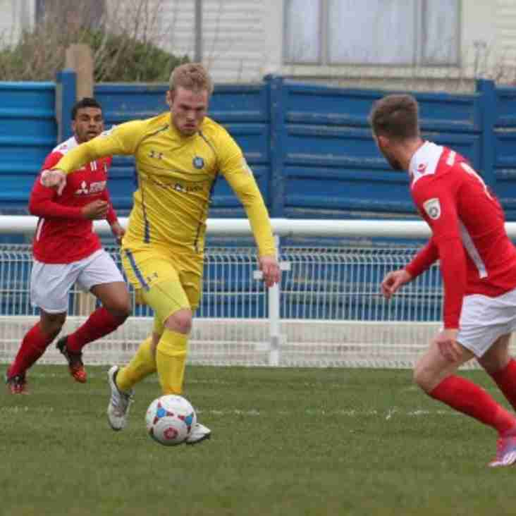 Hemel Hempstead Pick Up Cawley From League Rivals