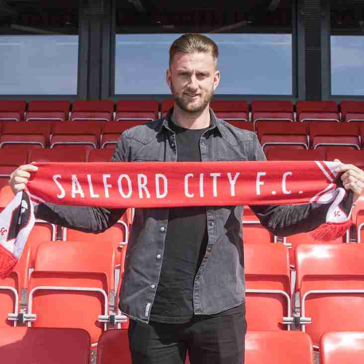 New Salford Boss Alexander Makes Fourth Signing
