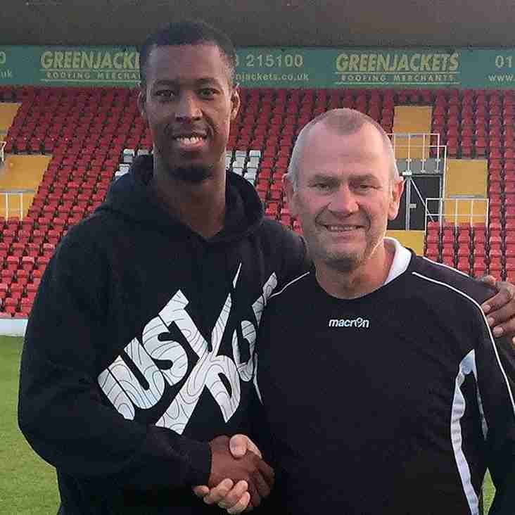 Dowson Makes Collier His First Signing As Manager Of Woking