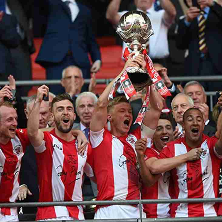 Wembley Thriller Sees Shoot-Out Glory For Brackley