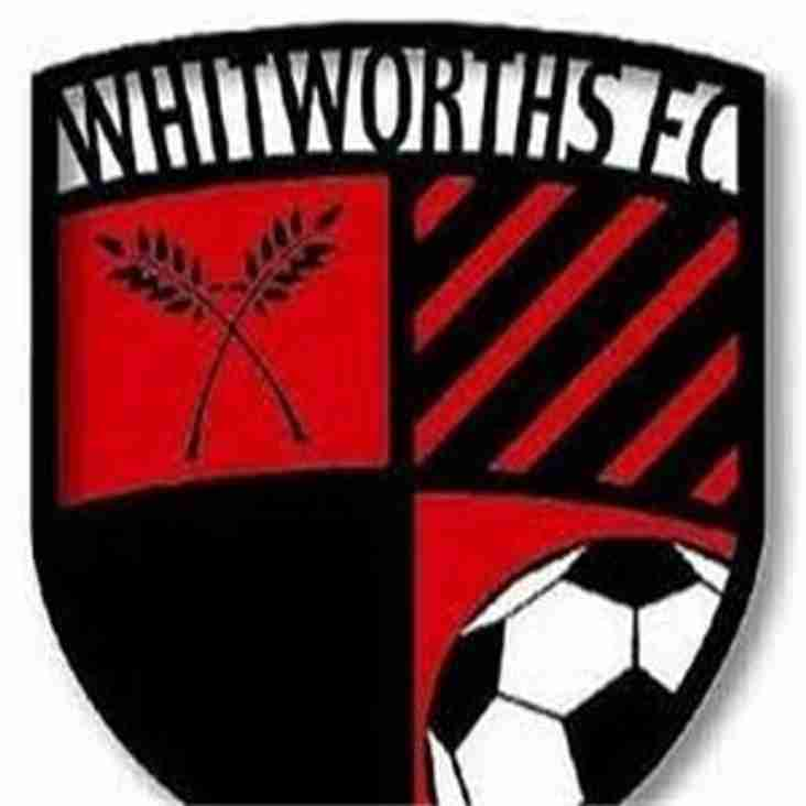 Whitworths Withdraw