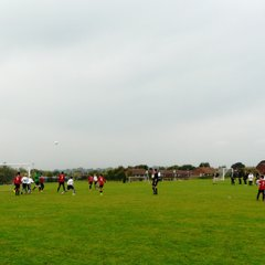 Under 12s v Withington Rangers, 20 Sep 14