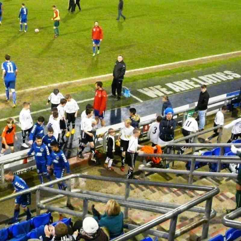 Premier Cup Final, 22 April 2015