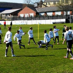 Mossley AFC Youth Day, 18 April 2015