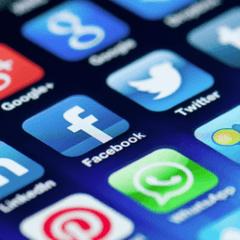 Responsible use of social media