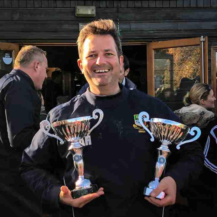 U10 & U11 – Hertford Floodlit Festival Winners & Mini Matters 19th Nov 2017