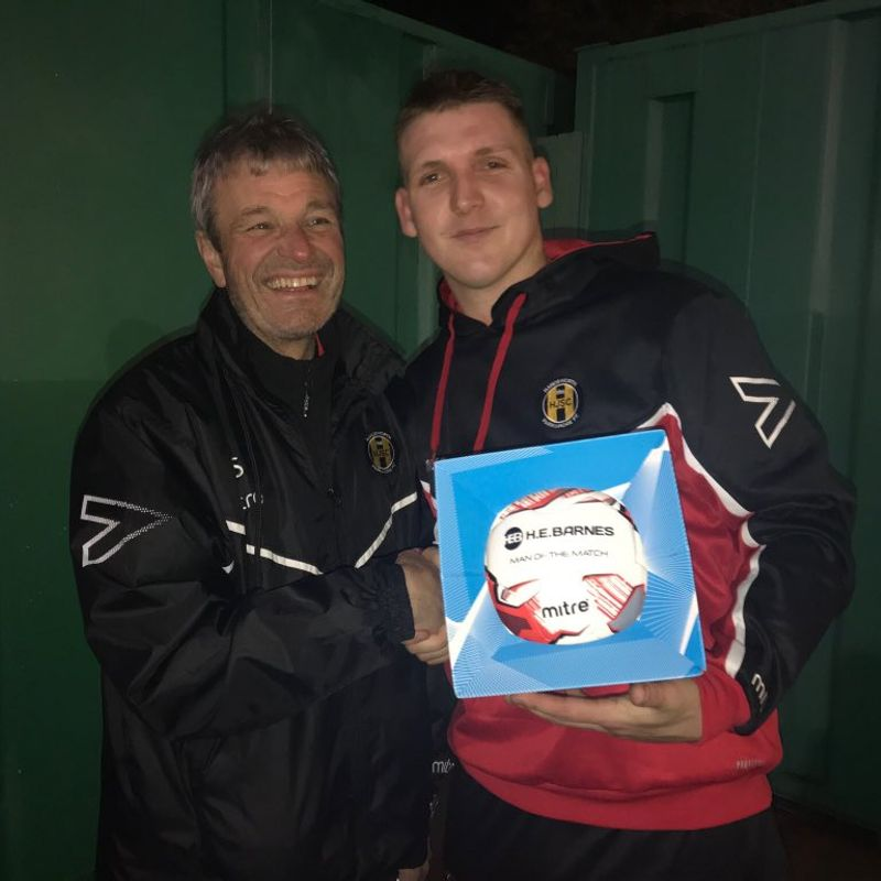 Ambers bow out of County Cup