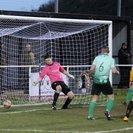 Johnson grabs brace as Ambers retain top spot