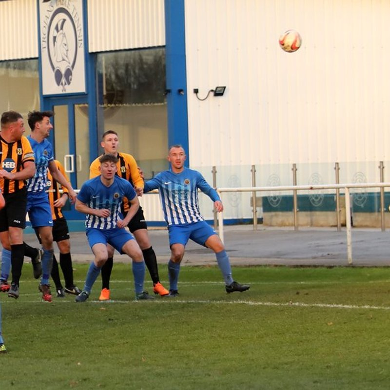 Ambers beat Staveley to stay top