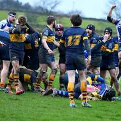 Stocksbridge Rugby caught by the Goolies