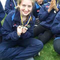 Eton Manor Girls U13 Worthing 10s Shield Winners