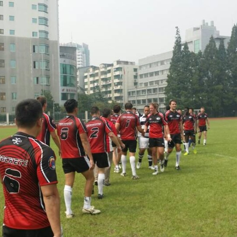 Nanjing Rockets RFC restart season with China 15's Cup in Shanghai