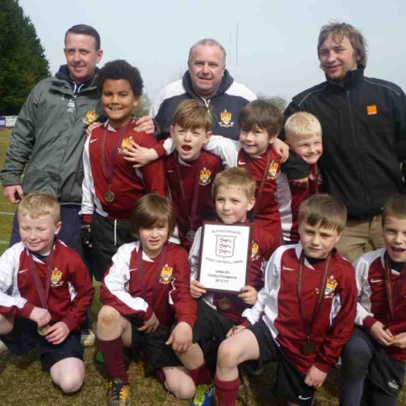 Gloucester Cup 2013