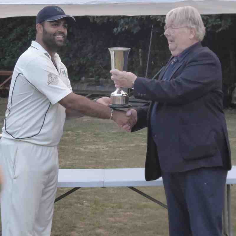 Stone cup final 2018