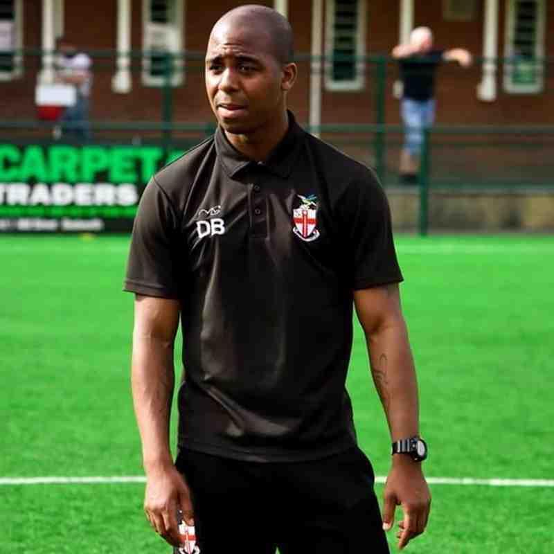 Reds Manager 2016 Darren Byfield