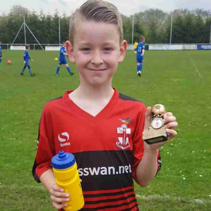 Redditch United Junior, Youth & Senior Results Round-Up 21st & 22nd April 2018