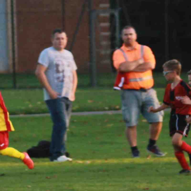 Kettering FC - Home Friendly 28/09