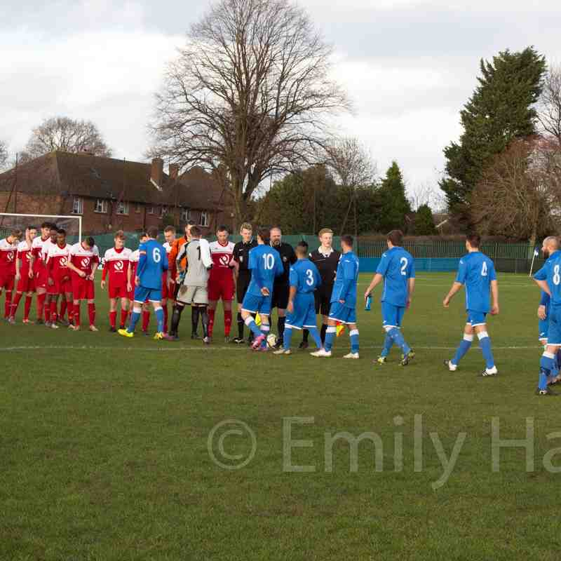 Frimley Green V Dorking Wanderers Reserves