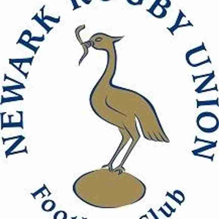 2  VACANCIES AT NEWARK RUFC