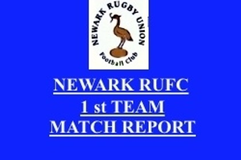 Newark played with their customary passion!