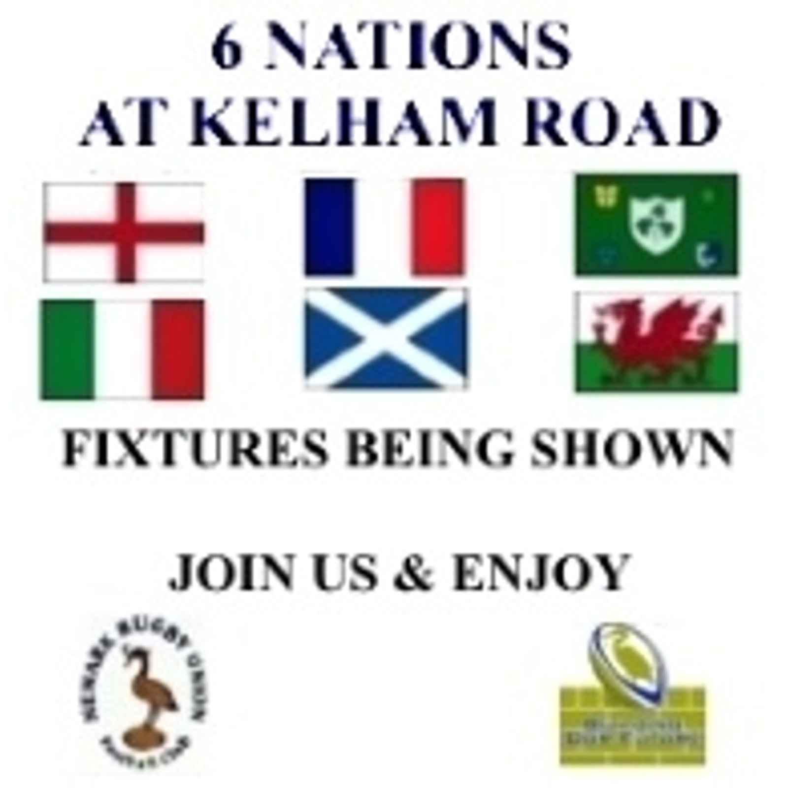 WATCH 6 NATIONS GAMES