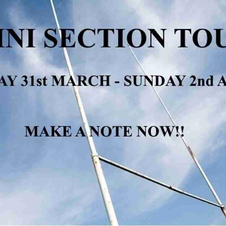 2017 MINI SECTION TOUR
